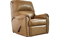 Ashley Lottie Almond Rocker Recliner