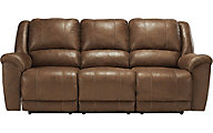 Ashley Niarobi Saddle Reclining Sofa
