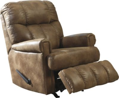 Ashley Chipster Almond Rocker Recliner