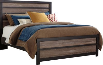 Ashley Harlinton Queen Bed