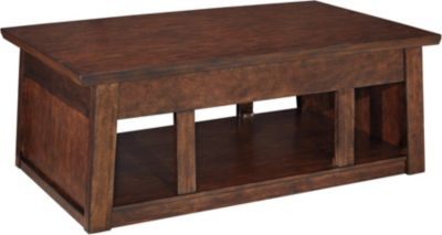 Ashley Harpan Lift-Top Coffee Table