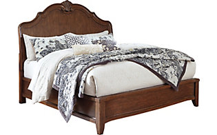 Ashley Balinder Queen Sleigh Bed