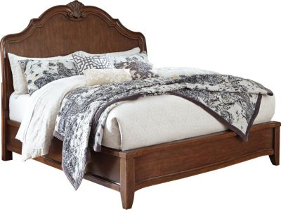 Ashley Balinder King Sleigh Bed