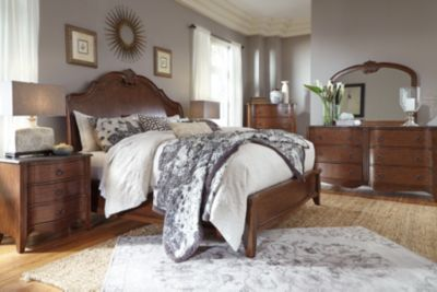 Ashley Balinder 4-Piece Queen Bedroom Set