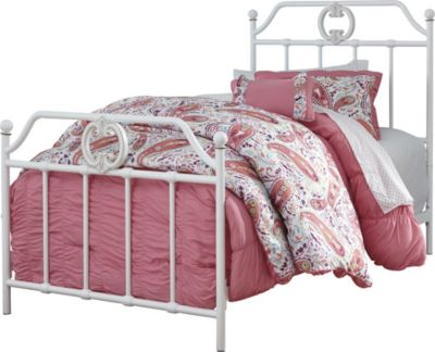 Ashley Korabella Twin Metal Bed