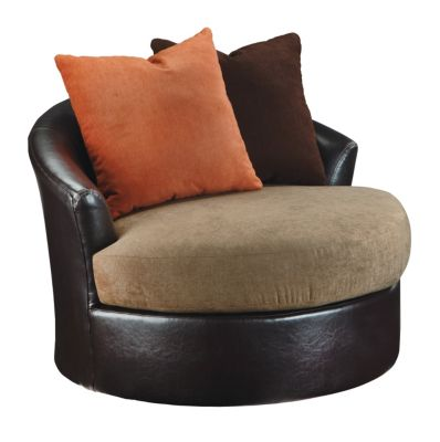 Ashley Armant Swivel Chair