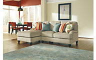 Ashley Kerridon 2-Piece Left-Side Chaise Sofa