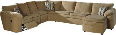 Ashley Coats 5-Piece Sectional
