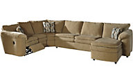 Ashley Coats 4-Piece Sectional