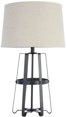 Ashley Samiya Metal Table Lamp