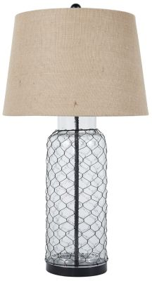 Ashley Sharmayne Glass Table Lamp