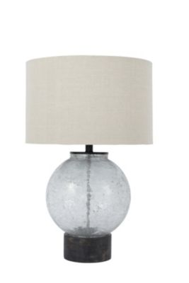 Ashley Shauni Glass Table Lamp