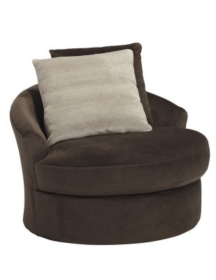 Ashley Dahlen Swivel Accent Chair