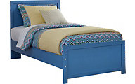 Ashley Bronilly Twin Panel Bed