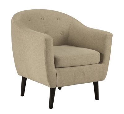 Ashley Klorey Khaki Accent Chair