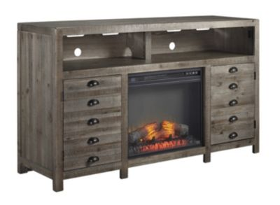 Ashley Keeblen Fireplace Console
