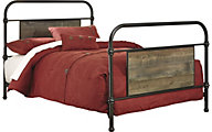 Ashley Trinell Full Metal Bed