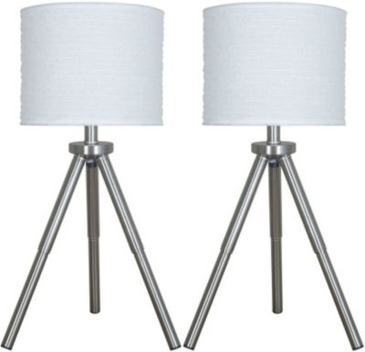 Ashley Susette Metal Table Lamps (Set of 2)