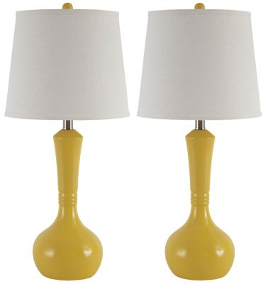 Ashley Synthie Table Lamps (Set of 2)