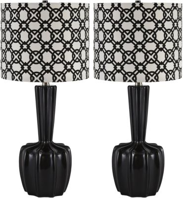 Ashley Sharitey Table Lamps (Set of 2)