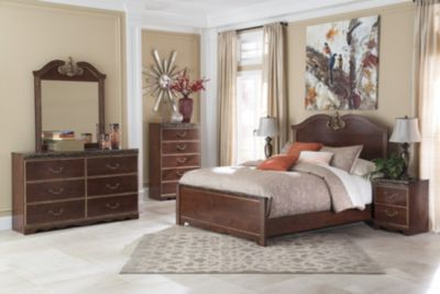 Ashley Naralyn 4-Piece Queen Bedroom Set