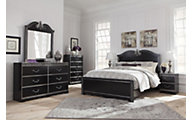 Ashley Navoni 4-Piece Queen Bedroom Set