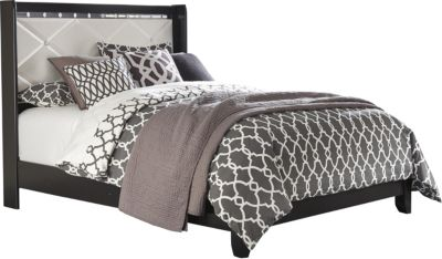 Ashley Fancee Queen Bed