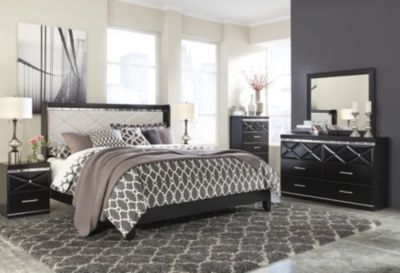 Ashley Fancee 4-Piece King Bedroom Set