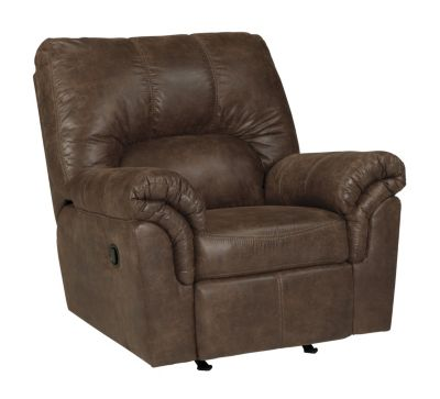 Ashley Bladen Coffee Rocker Recliner