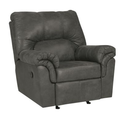 Ashley Bladen Slate Rocker Recliner