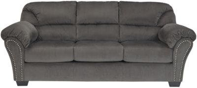 Ashley Kinlock Charcoal Sofa