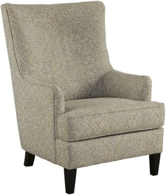 Ashley Kieran Plaid Accent Chair