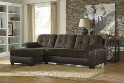 Ashley Vanleer 2-Piece Left-Side Chaise Sofa