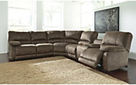 Ashley Seamus 4-Piece Sectional