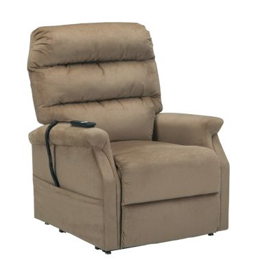 Ashley Brenyth Almond Power Lift Recliner