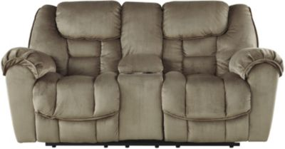 Ashley Jodoca Reclining Loveseat with Console