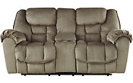 Ashley Jodoca Power Reclining Loveseat with Console