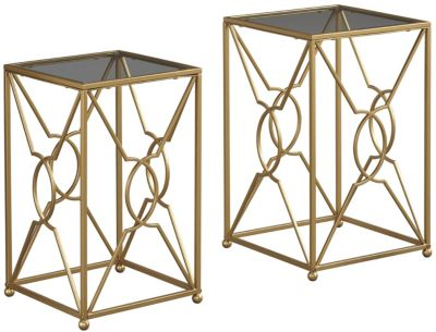 Ashley Marxim Nesting End Tables