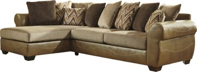 Ashley Declain Left-Side Chaise 2-Piece Sectional