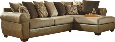 Ashley Declain Right-Side Chaise 2-Piece Sectional