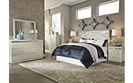 Ashley Dreamur 4-Piece Queen Bedroom Set