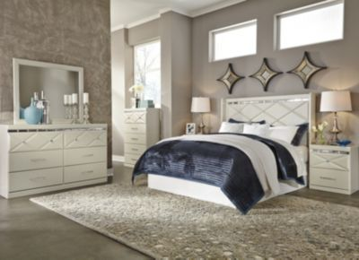 Ashley Dreamur 4-Piece King Bedroom Set