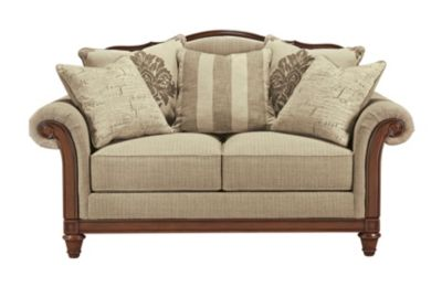Ashley Berwyn View Loveseat