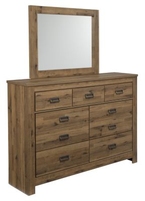Ashley Cinrey Dresser with Mirror