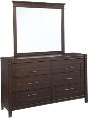 Ashley Timbol Dresser with Mirror