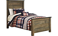 Ashley Trinell Twin Bed