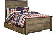Ashley Trinell Full Storage Bed
