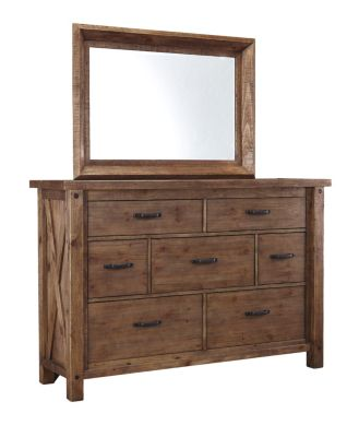 Ashley Tamilo Dresser with Mirror