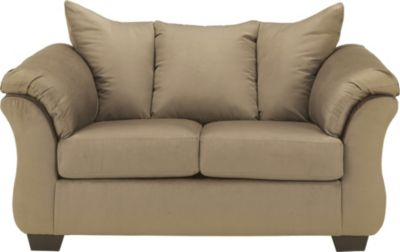 Ashley Darcy Microfiber Loveseat