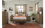 Ashley Cinrey 4-Piece Queen Bedroom Set